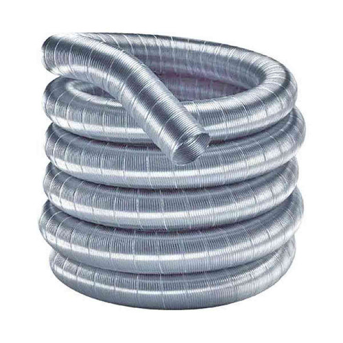 5'' x 15' DuraFlex 316 Stainless Steel Chimney Liner - 5DF316-15
