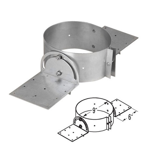 5'' & 7'' DuraTech Roof Support - 5DT-ARS