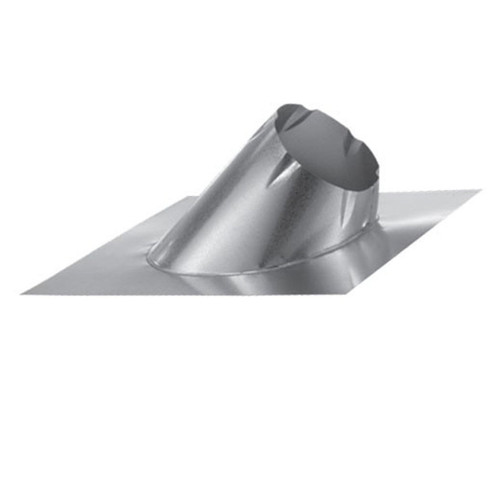 5'' DuraTech 7/12 - 12/12 Adjustable Roof Flashing - 5DT-F12