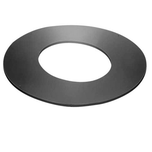 5'' DuraTech 7/12 - 9/12 Roof Support Trim Collar - 5DT-RSTC9