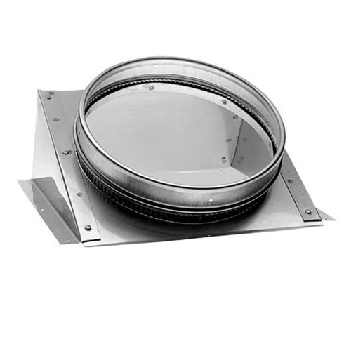 6'' DuraLiner 30 Degree Round Stove Connector - 6DLR-CNR