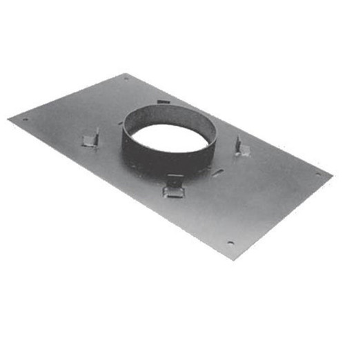 6'' DuraPlus 17'' x 21'' Transition Anchor Plate - 6DP-AP17X21