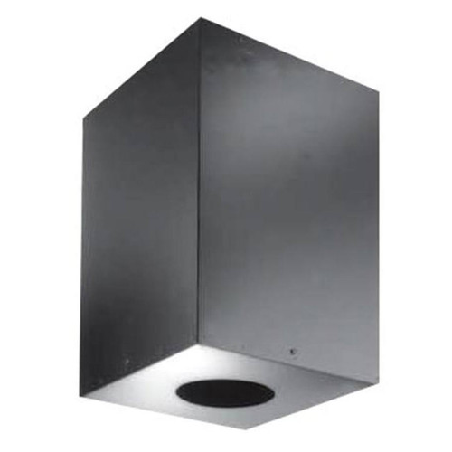 6'' DuraPlus 24'' Square Ceiling Support Box - 6DP-CS24