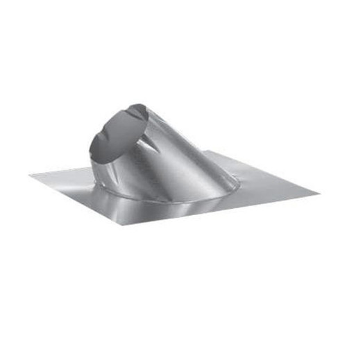 6'' DuraPlus 7/12 - 12/12 Metal Roof Flashing - 6DP-F12DSA
