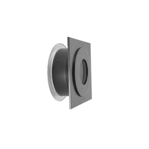 6'' DuraPlus Stainless Steel Wall Thimble - 6DP-WTSS