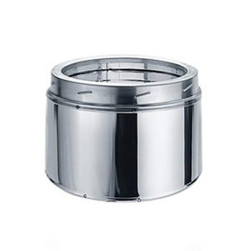 6'' x 6'' DuraTech Stainless Steel Chimney Pipe