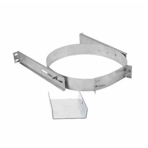 DuraTech 6''-8'' Adjustable Galvanized Wall Strap - 6DT-AWS