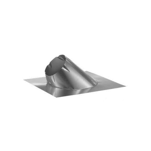 6'' DuraTech 0/12 - 6/12 Adjustable Roof Flashing - 6DT-F6