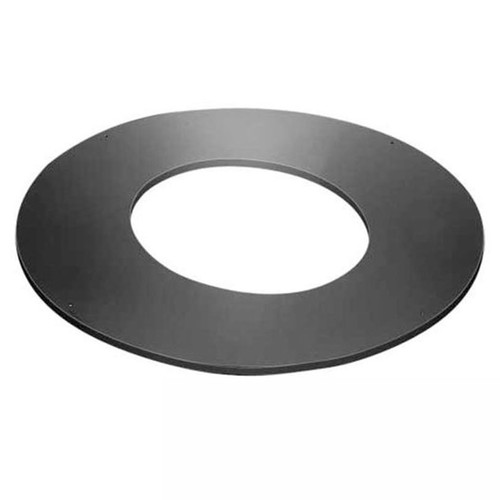 6'' DuraTech 0/12 - 3/12 Roof Support Trim Collar - 6DT-RSTC3