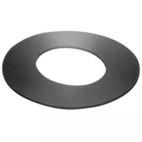 6'' DuraTech 7/12 - 9/12 Roof Support Trim Collar - 6DT-RSTC9