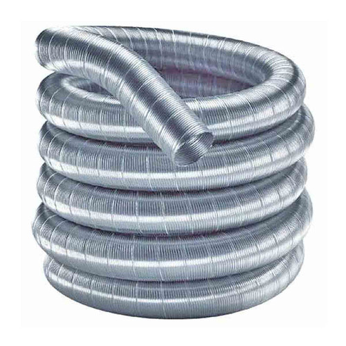 7'' x 15' DuraFlex 316 Stainless Steel Chimney Liner - 7DF316-15