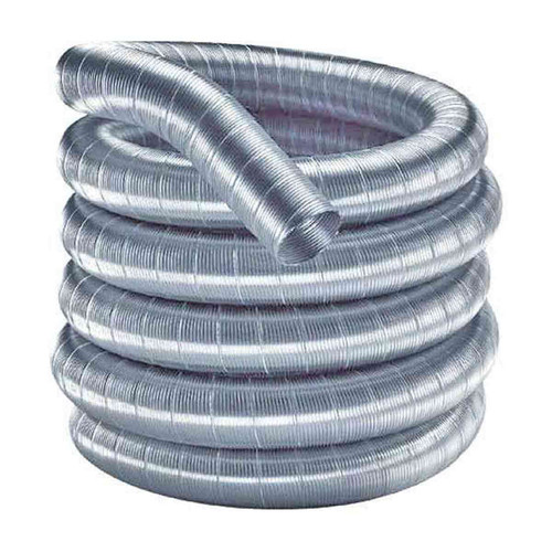 7'' x 25' DuraFlex 316 Stainless Steel Chimney Liner - 7DF316-25