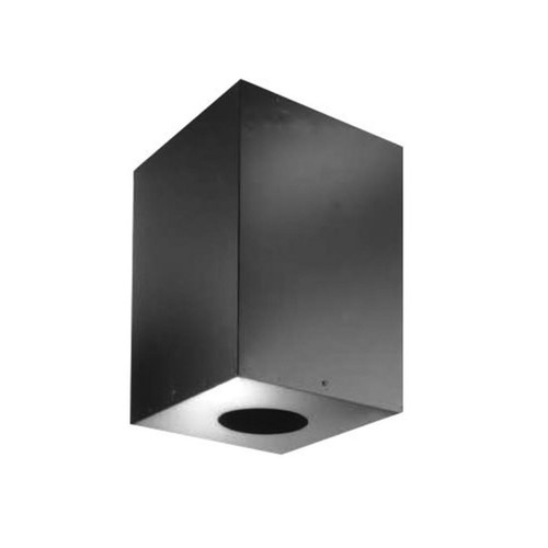 7'' DuraPlus 11'' Square Ceiling Support Box - 7DP-CS11