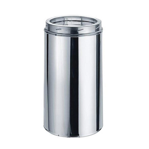 7'' x 18'' DuraTech Stainless Steel Chimney Pipe