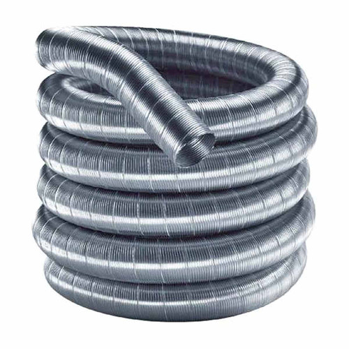 8'' x 30' DuraFlex 304 Stainless Steel Chimney Liner - 8DF304-30