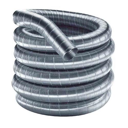 8'' x 50' DuraFlex 304 Stainless Steel Chimney Liner - 8DF304-50