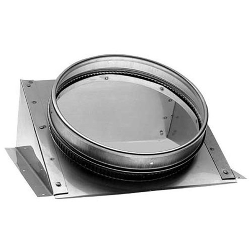 8'' DuraLiner 30 Degree Stove Connector - 8DLR-CNO
