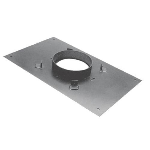 8'' DuraPlus 14'' x 17'' Transition Anchor Plate - 8DP-AP14X17