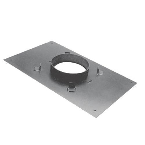 8'' DuraPlus 17'' x 17'' Transition Anchor Plate - 8DP-AP17X17