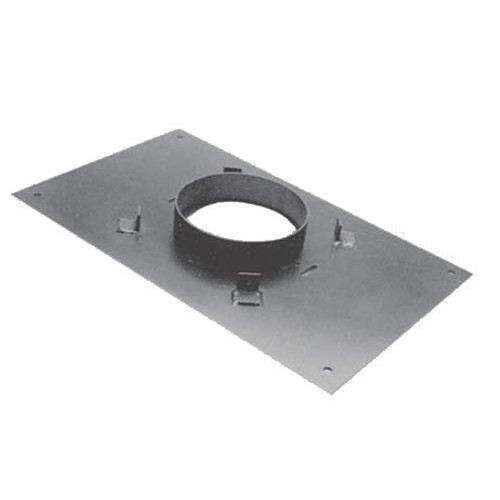 8'' DuraPlus 17'' x 21'' Transition Anchor Plate - 8DP-AP17X21