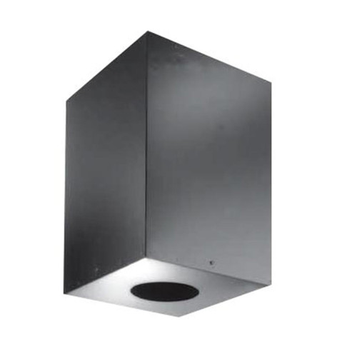 8'' DuraPlus 11'' Square Ceiling Support Box - 8DP-CS11