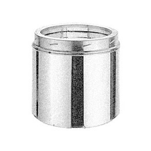 8'' x 9'' DuraTech Galvanized Chimney Pipe - 8DT-09