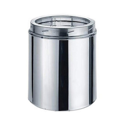 8'' x 12'' DuraTech Stainless Steel Chimney Pipe - 8DT-12SS