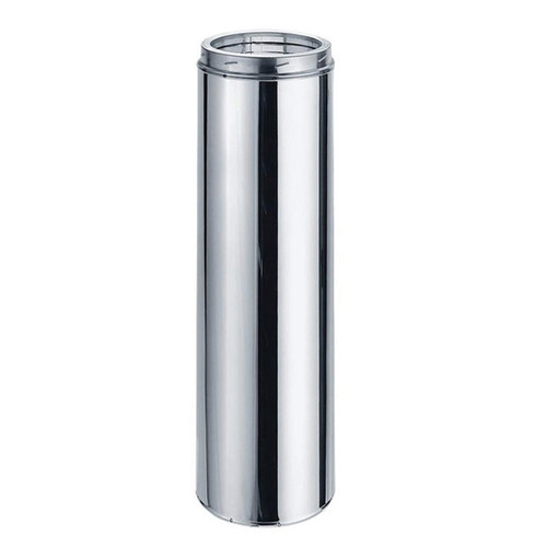 8'' x 36'' DuraTech Stainless Steel Chimney Pipe