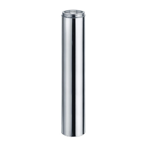 8'' x 48'' DuraTech Stainless Steel Chimney Pipe