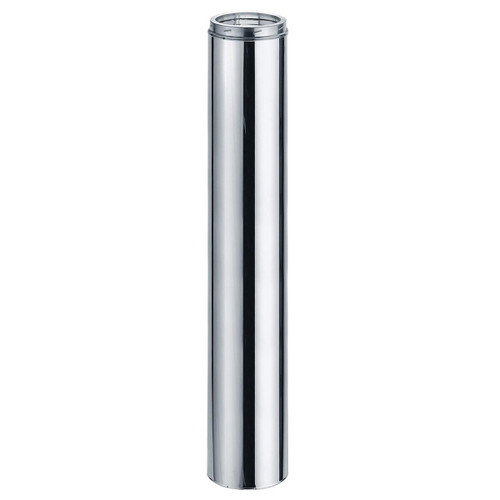 8'' x 60'' DuraTech Stainless Steel Chimney Pipe