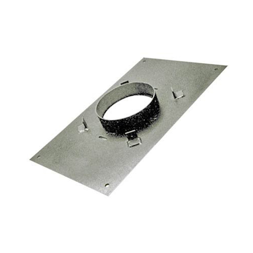 8'' DuraLiner 13'' x 21'' DuraTech Transition Anchor Plate - 8DT-AP13X21