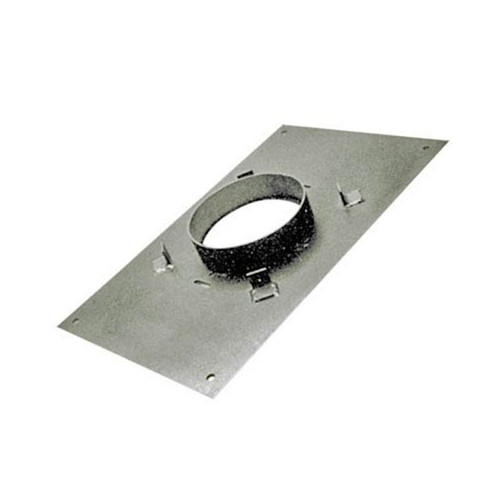 8'' DuraLiner 17'' x 21'' DuraTech Transition Anchor Plate - 8DT-AP17X21