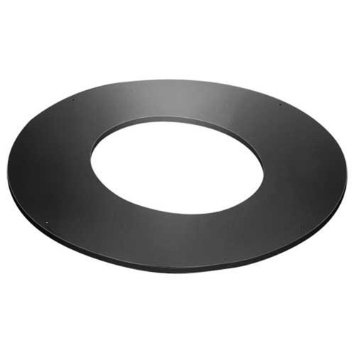 8'' DuraTech 7/12 - 9/12 Roof Support Trim Collar - 8DT-RSTC9