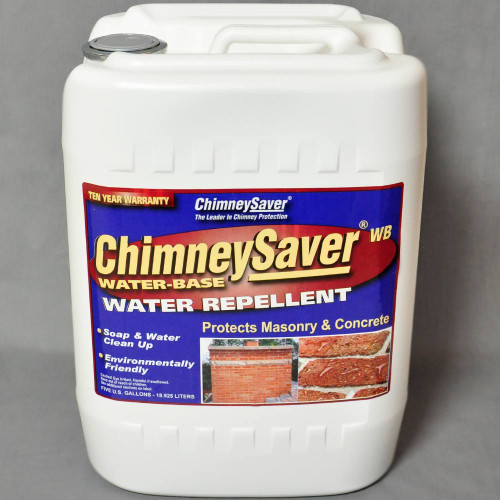 ChimneySaver Water Base Water Repellent - 5 gal.