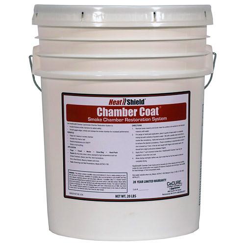 Chamber Coat Fireplace Smoke Chamber Restoration System