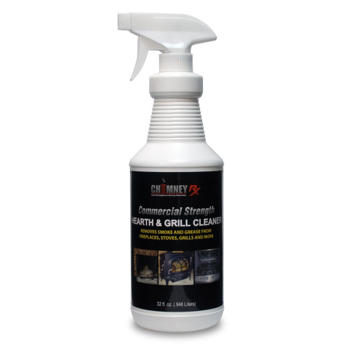 Chimney RX 32 oz. Hearth and Grill Cleaner