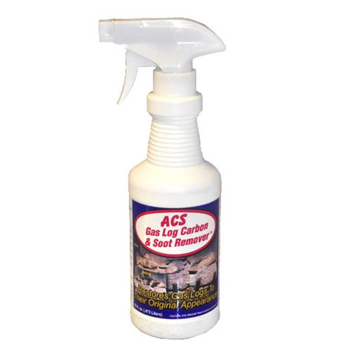 ACS Gas Log Cleaner - 16 oz
