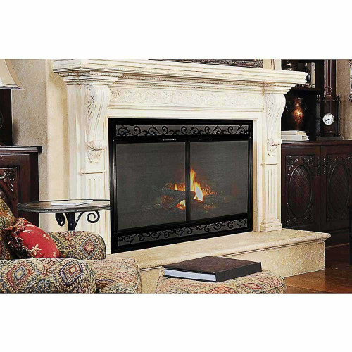 Direct Vent Fireplace Accessory Mesh Door