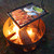 """Moon & Stars Fire Pit Ring- 30 """""""