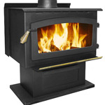 US Stove 2000 wood stove review