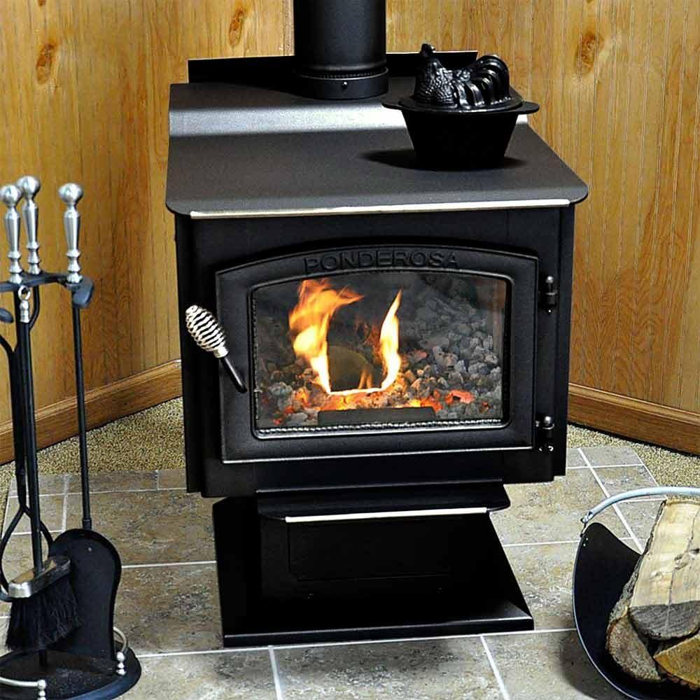 Vogelzang Ponderosa wood stove review