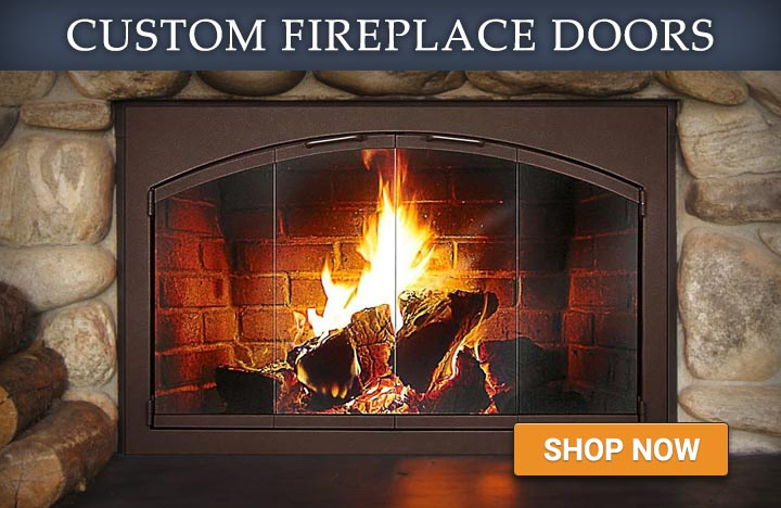 Fireplace Doors Glass Fireplace Doors