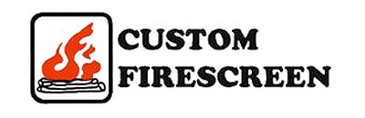 custom fire screens brand photo
