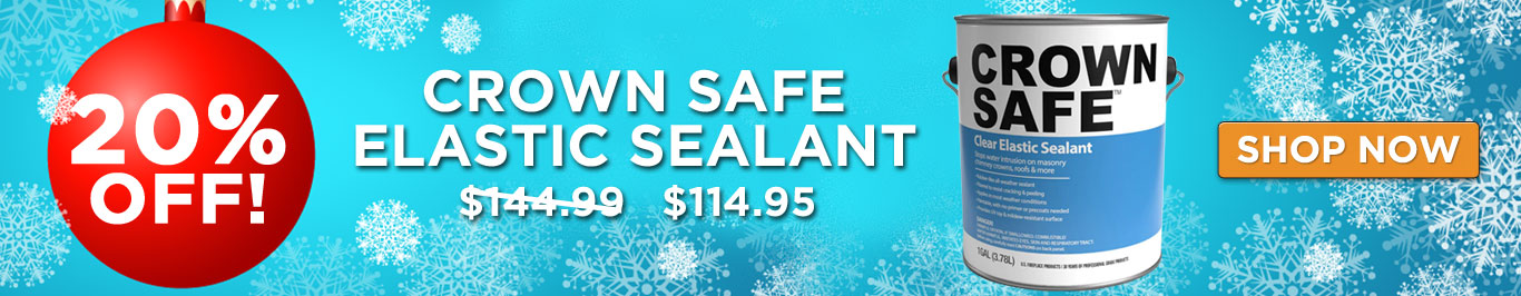 Crown Safe Elastic Sealant