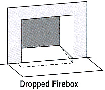 Dropped Firebox