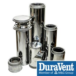 DuraVent Chimney Pipe