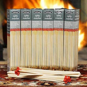 Fire Starters & Matches