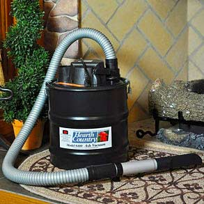 Fireplace Ash Vacuums
