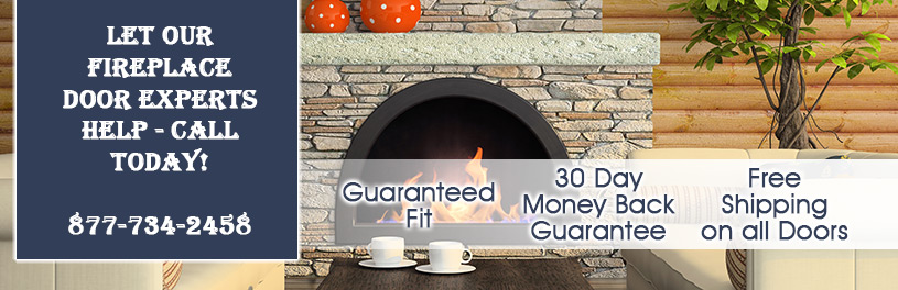 Ask the Fireplace Door Experts