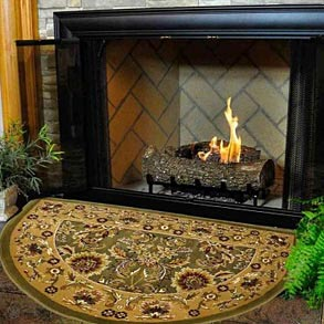 Fireplace Rugs